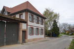 Die alte Mühle Dierbach liegt direkt am Ortsrand